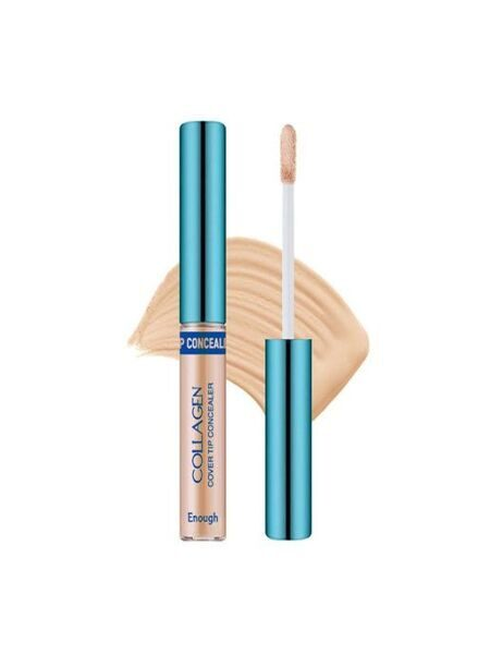 ENOUGH Консилер для лица КОЛЛАГЕН Collagen Cover Tip Concealer SPF36 PA+++ (02), 5 гр