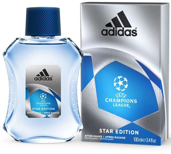 Лосьон после бритья Adidas Champions League Star 100 мл.